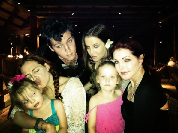 Presley Family - 2013